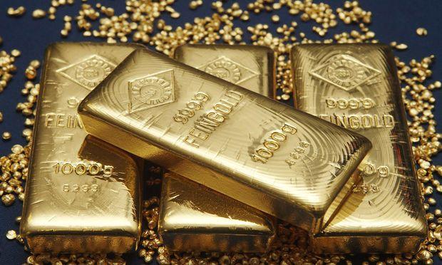 Die Notenbanken Legen Gold Nach Diepressecom