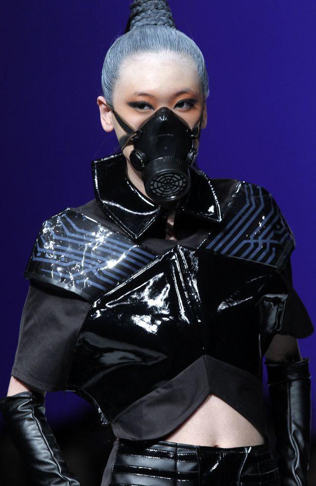 Fashion Week In Dalian China
