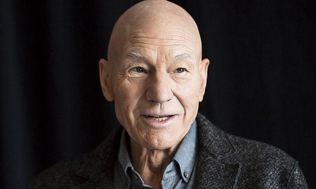 Amazon Prime Zeigt Star Trek Serie Uber Captain Picard Diepresse Com