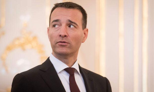 Dreieinhalb Wochen war Tomas Drucker slowakischer Innenminister.