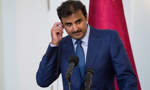 Überraschender Kurswechsel Trumps in Krise mit Katar
