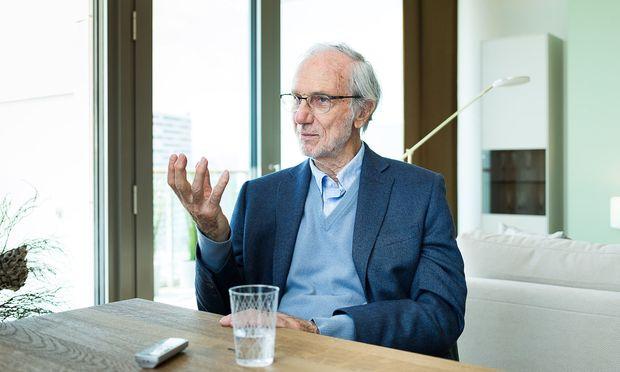 """""""Das Wort Stil stört mich"""": Der italienische Architekt Renzo Piano spricht lieber von einem """"roten Faden"""", der alle seine Werke verbindet."""