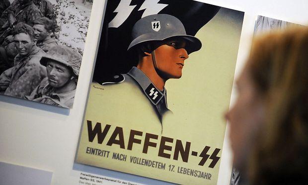 Plakate aus der NS-Zeit