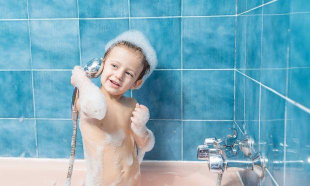 Durchschnittlich 737 Lebenstage verbringen Österreicher im Bad.