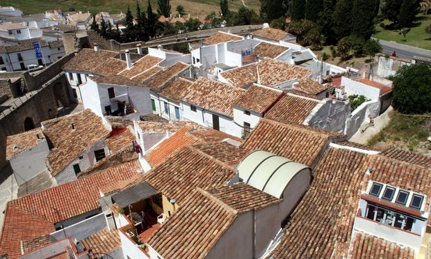 Spanien Verschenkt Seine Alten Dörfer Diepressecom