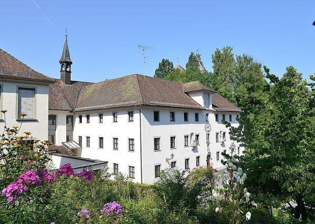 """Kloster Thalbach in Bregenz, eines der Zentren von """"Das Werk""""."""