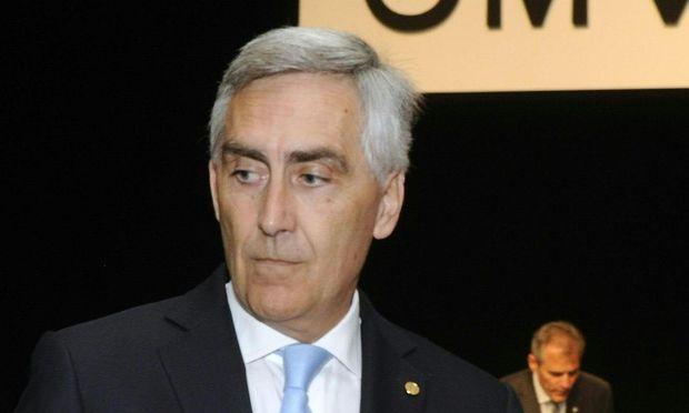Peter Löscher tritt als OMV-Präsident zurück