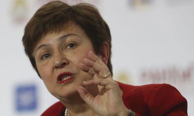 Bulgarin Kristalina Georgiewa hat Mehrheit für IWF-Job