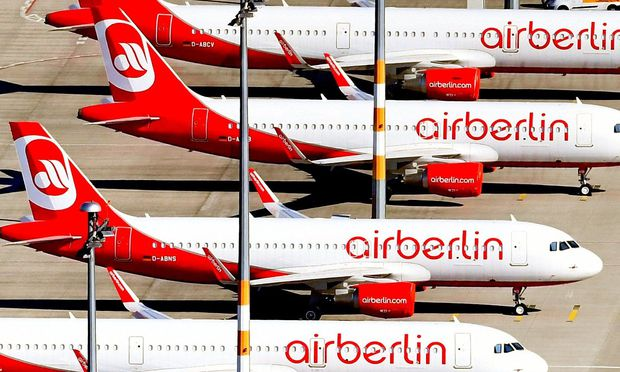Air Berlin muss den Finanzbedarf jede Woche nachweisen