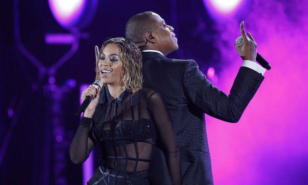 Beyoncé und Jay-Z: Konkurrenz von Michelle und Barack Obama