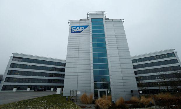 SAP bei Umsatz optimistischer, Quartalsgewinn gesunken