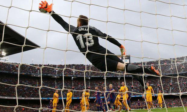 Messi-Tor bringt Barcelona auf Titelkurs
