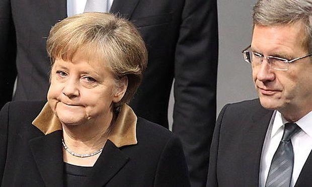 FILE GERMANY POLITICS WULFF
