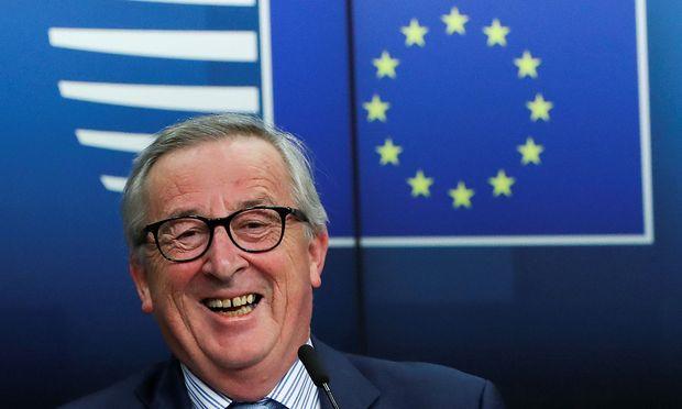 Juncker will ein Buch über seine Zeit als EU-Kommissionspräsident schreiben.
