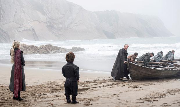 Game of Thrones - Das Lied von Eis und Feuer / Bild: (c) HELEN SLOAN / HBO