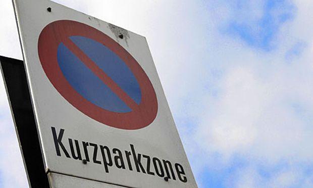 Symbolbild Kurzparkzone