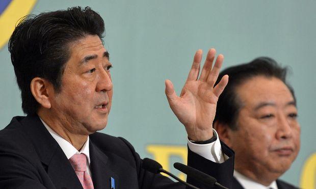 Japan pumpt Milliarden in die Wirtschaft