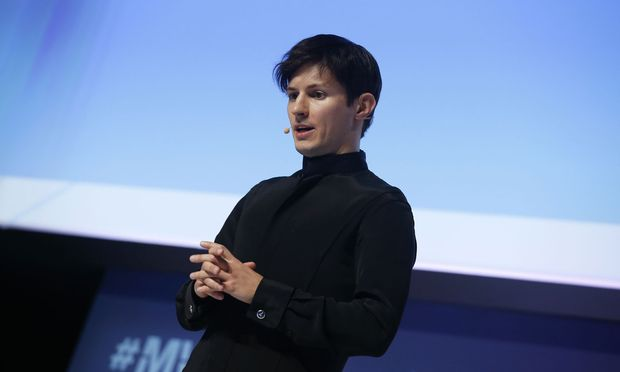 Pavel Durow hat Russland 2014 den Rücken gekehrt.