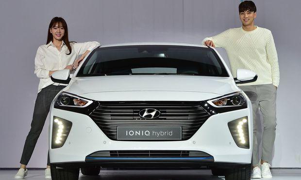 """Ein Auto zum Teilen: """"Stadtauto"""" bestückt die Flotte mit Hyundai Ioniq"""