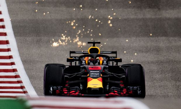 Formula One: Unites States Grand Prix-Qualifying