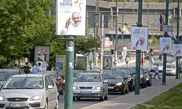Sarajewo hat bald einen Papst, aber keine Regierung mehr