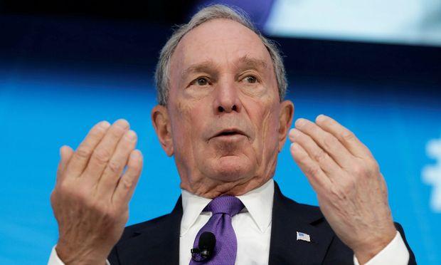 Michael Bloomberg erwägt im Fall von Präsidentschaftskandidatur Konzernverkauf