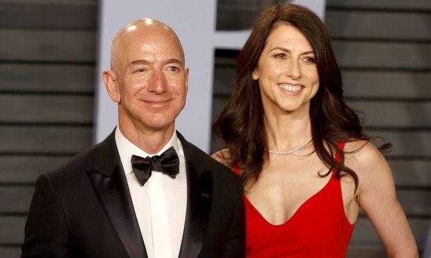 Ex-Frau des Amazon-Chefs: MacKenzie Bezos will Hälfte ihres Vermögens spenden