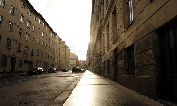 Eigene Parkplätze für Anrainer wird es weiterhin geben, aber nicht mehr für den gesamten Tag. / Bild: (c) Die Presse (Clemens Fabry)