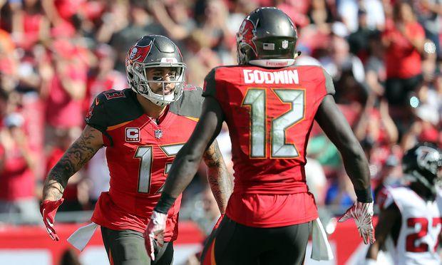 Zwei Tampa-Spieler