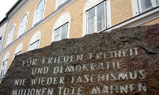 Geburtshaus von Adolf Hitler