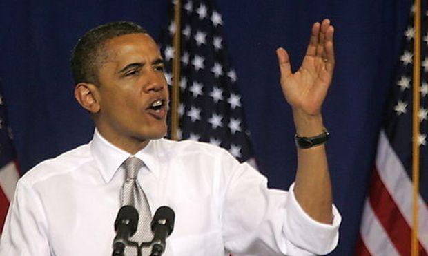Obama: Wahlkampf-Spenderin soll Betrügerin sein