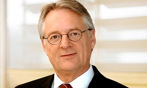 Technischer Direktor Peter Moosmann