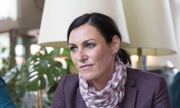 ÖVP-Generalsekretärin und Speerspitze nach außen: Elisabeth Köstinger. / Bild: (c) Mirjam Reither