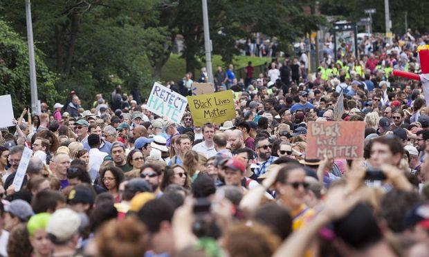 Demonstrationen gegen Rassismus / Bild: imago/ZUMA Press