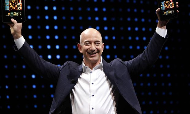 Jeffrey Bezos / Bild: (c) imago/ZUMA Press (imago stock&people)
