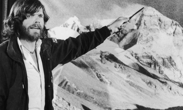 Messner´s Feat