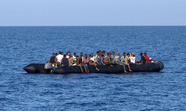 Italien meldet deutlichen Rückgang der Flüchtlingszahlen