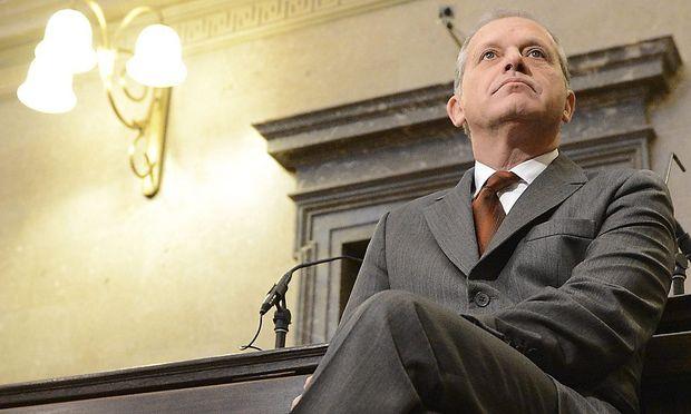 AUSTRIA CORRUPTION TRIAL STRASSER