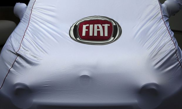 Fiat Chrysler vermeldet Abgasprobleme