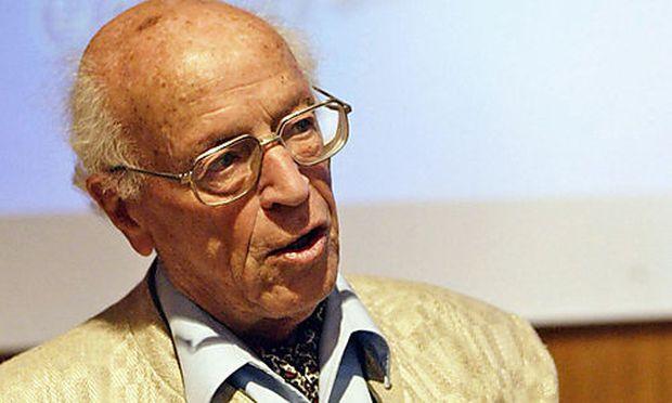 Ehemaliger FPÖ-Vize-Chef Otto Scrinzi gestorben