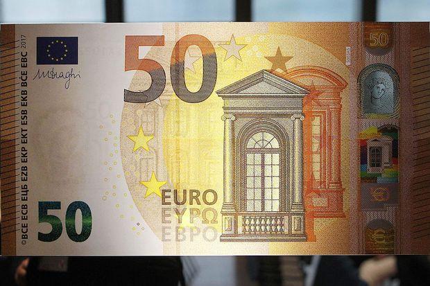 Zweite Generation Die Neuen Sicherheitsmerkmale Der Euro Scheine