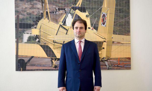 Rechtsanwalt Gabriel Goëss erzählt von Erben, die ausgesorgt haben und trotzdem streiten. / Bild: (c) Clemens Fabry