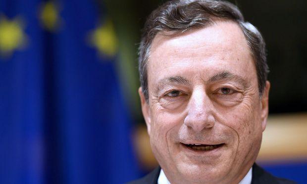 EZB-Chef Mario Draghi hat die Leitzinsen nicht angetastet / Bild: AFP (EMMANUEL DUNAND)