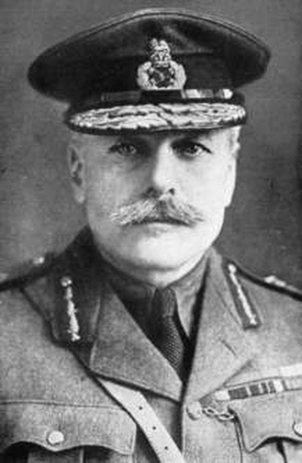 General, später Feldmarschall Douglas Haig
