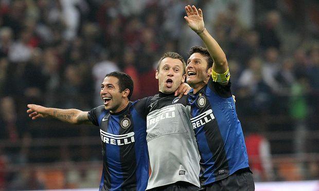 Derbysieger Inter