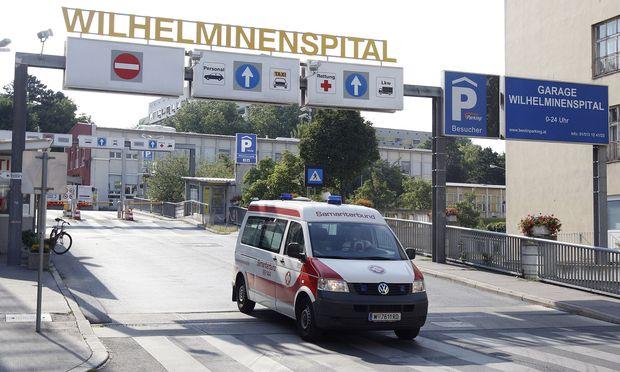 Auch im Wilhelminenspital soll die Psychiatrie ausgebaut werden.