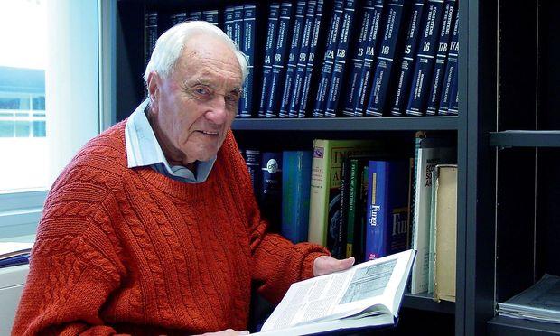 David Goodall (104) will heute sterben