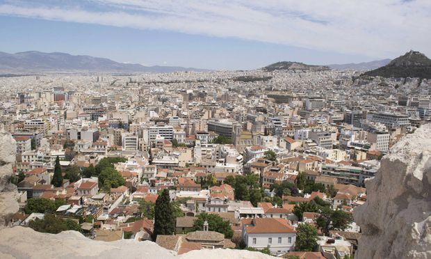 Symbolbild Athen.