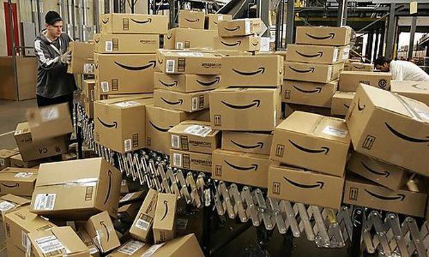 Die Einkäufe im Internet boomen.