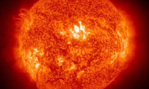 Die Sonne.